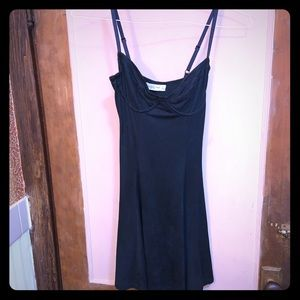 Abercrombie & Fitch Soft Slip Dress